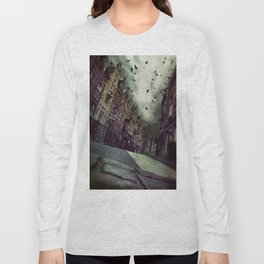 Architecture in Ghent, Belgium  Long Sleeve T-shirt