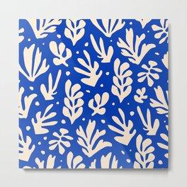 Matisse got the Blues Metal Print