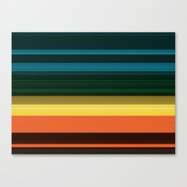 Old Markers Canvas Print