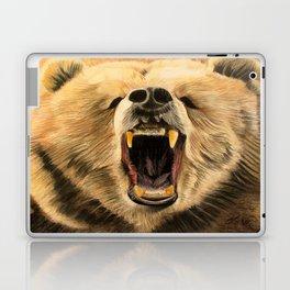 Roaring Bear Laptop & iPad Skin