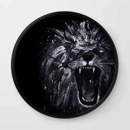 King of the Queen City Wall Clock