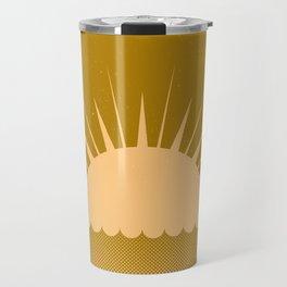 El Sol (the sun) Travel Mug