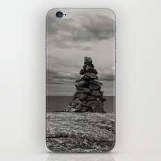 Monument by the Sea iPhone & iPod Skin
