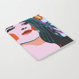 Hot Spring Notebook