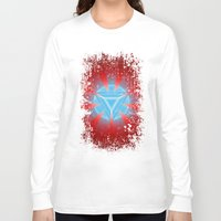 ironman Long Sleeve T-shirts featuring Ironman by Some_Designs