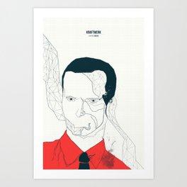 Kraftwerk Art Print