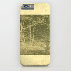 There is unrest in the forest iPhone 6s Slim Case