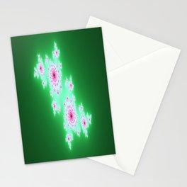 The mandelbrot pattern  Stationery Cards