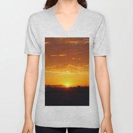 Sunshine Unisex V-Neck