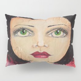 Bella SASS Girl - Cyndi - SASS = STRONG and SUPER SMART Pillow Sham