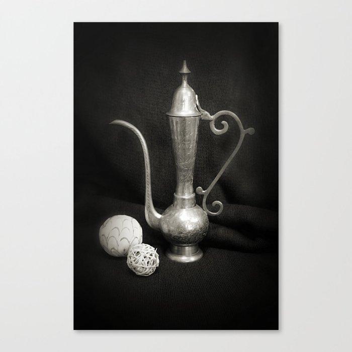 Arab Nights Canvas Print