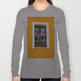 Balconies of Puebla  Long Sleeve T-shirt