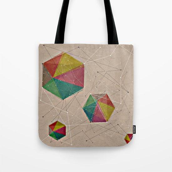 GEOMETRIC IV Tote Bag