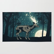 The Forest of the Lost Souls Rug