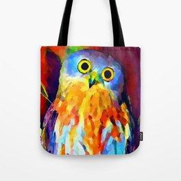 Barking Owl Tote Bag