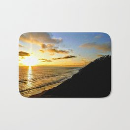 Coastal Last Light Bath Mat