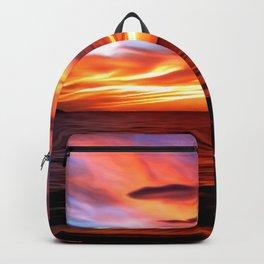 Honeymoon Sunset Backpack