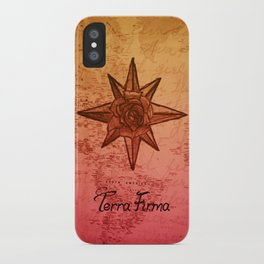 Terra Firma iPhone Case