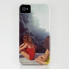 SUNBATHING iPhone (4, 4s) Slim Case