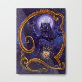Dream Painter Metal Print