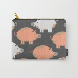 Piggie pattern Carry-All Pouch