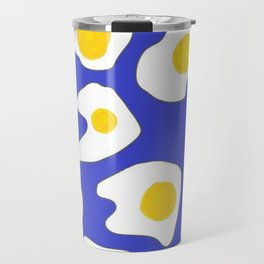 Eggs All Day Travel Mug