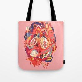 Head (Alternate) Tote Bag