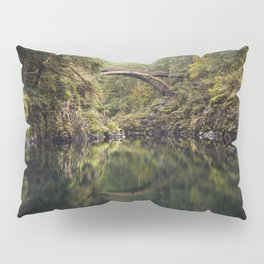 Moulton Falls Bridge Pillow Sham
