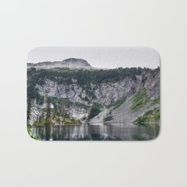 Cascade Lakes Bath Mat