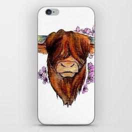 Chinese Zodiac: Ox iPhone Skin