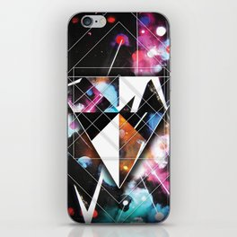 Graffiti Collages iPhone Skin