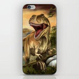 Predator Dinosaurs iPhone Skin