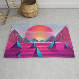 Lucid Sunset Dreams Rug