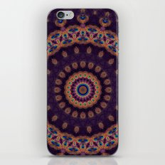 Peacock Jewel iPhone & iPod Skin