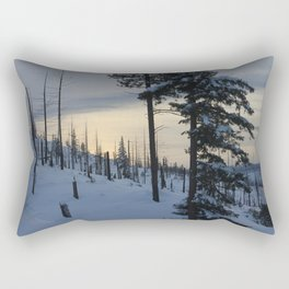 Deeper Drifts Rectangular Pillow