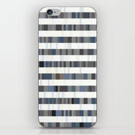 Bach Invention (Shades of Grey) iPhone Skin