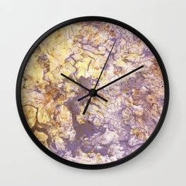 Washed In Light Wall Clock