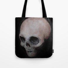 Bones X Tote Bag