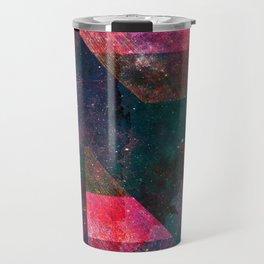 Pink Nebulae Travel Mug