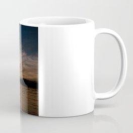 Sunset on the Amazon River Coffee Mug
