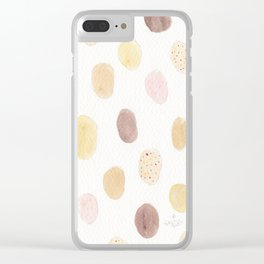 Timbits Clear iPhone Case