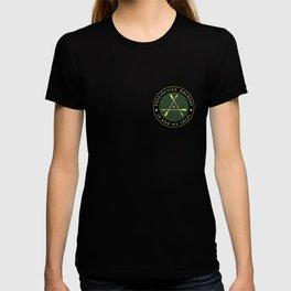 Instinctive Archers - Official patch (small version) T-shirt