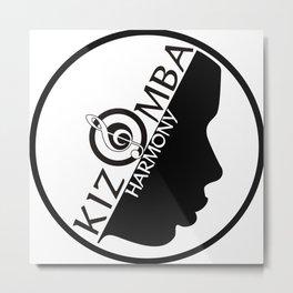 Kizomba Harmony Metal Print