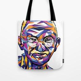 Legend of the fall – Ghandi Tote Bag