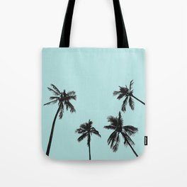 Palm trees 5 Tote Bag