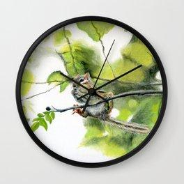 Balancing Act by Teresa Thompson Wall Clock