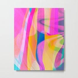 Digital Abstract #4 Metal Print