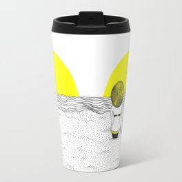 Summer Sunsets Travel Mug