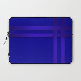 Cobalt blue Laptop Sleeve