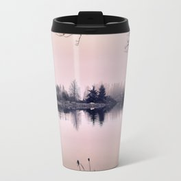 Rose Colored Glasses Travel Mug